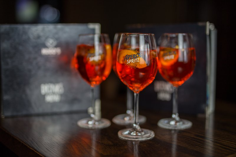 Aperol Spritz - The Perfect Summer Cocktail