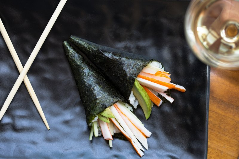 Tempt me with some temaki